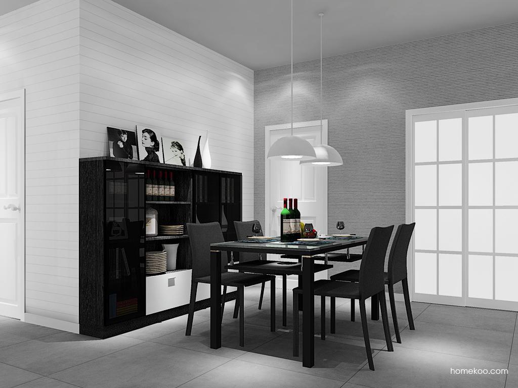 简约主义餐厅家具E10667