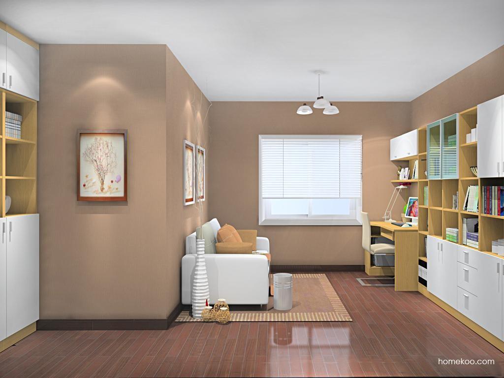 新实用主义书房家具C11409