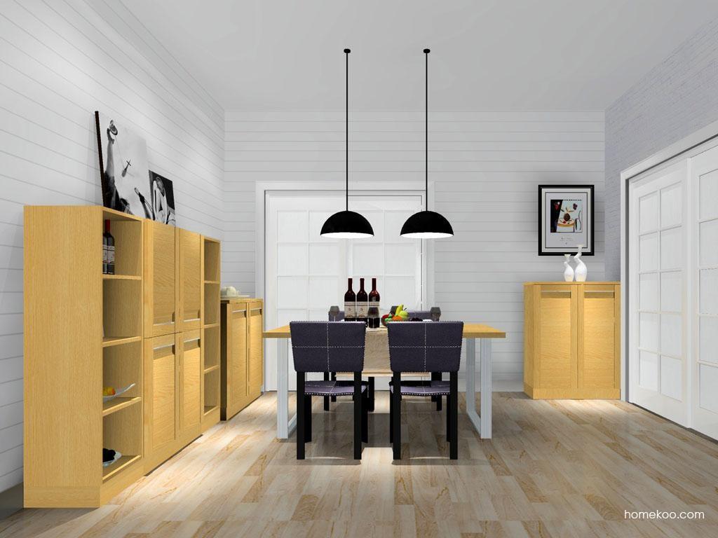 丹麦本色家具E10673