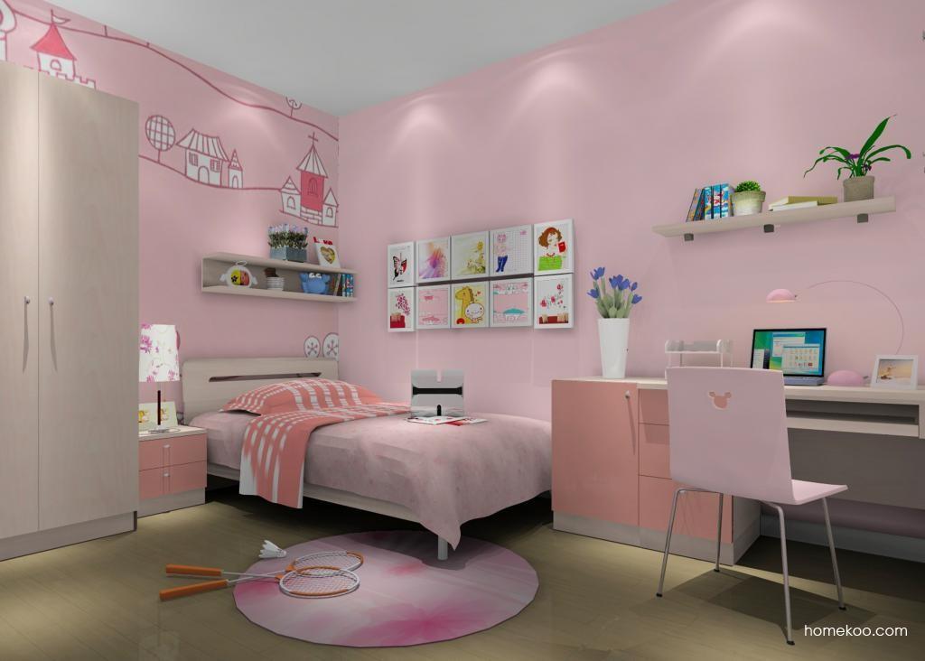 女孩的梦青少年房B11879