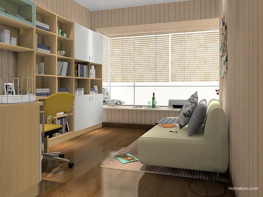 新实用主义书房家具C11425