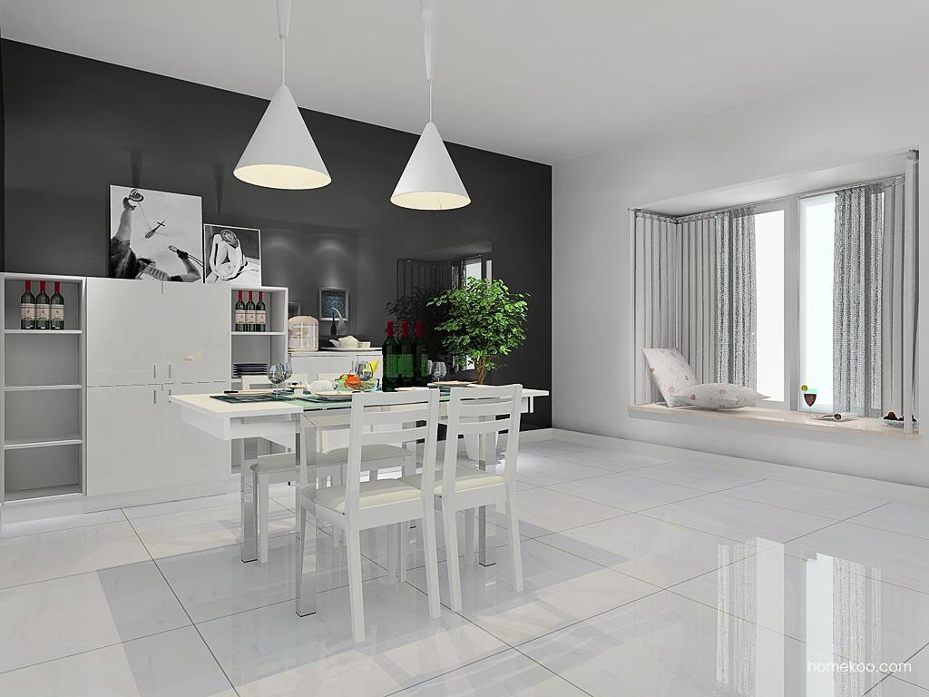 新实用主义餐厅家具E10675
