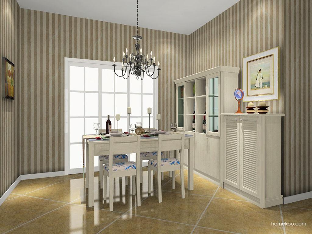 英伦印象餐厅家具E10679