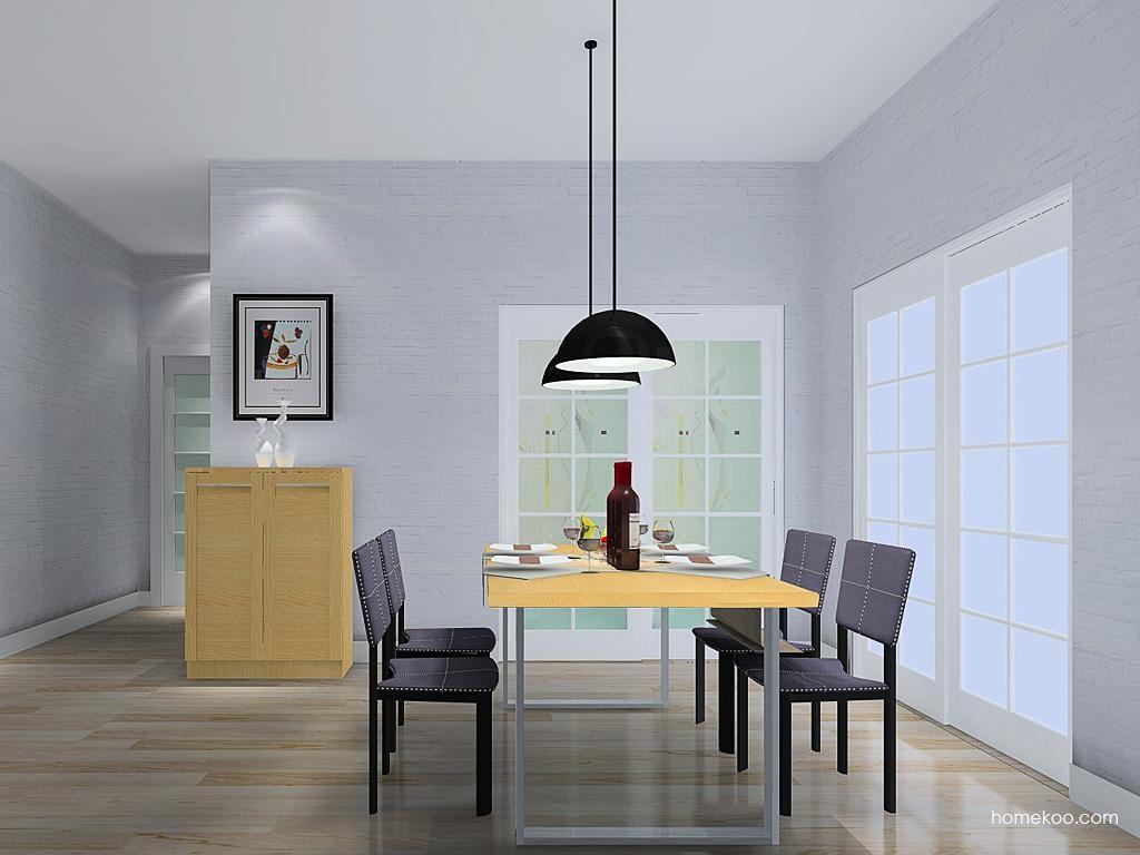 丹麦本色家具E10685