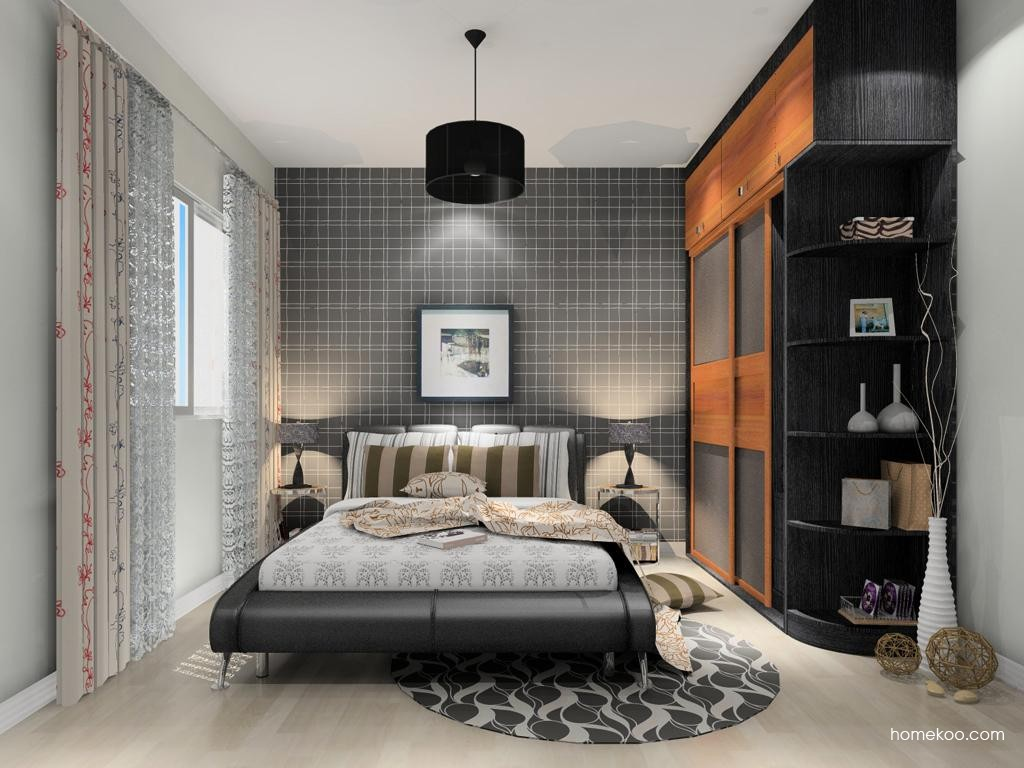 德国森林卧房家具A13904