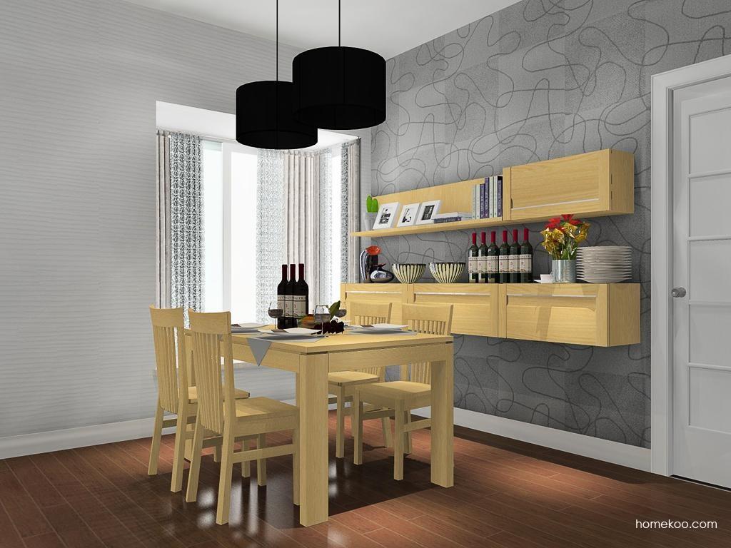 丹麦本色家具E10697