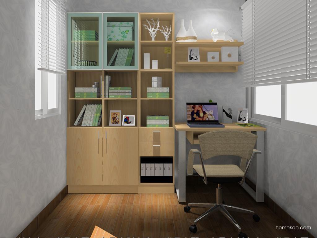 新实用主义书房家具C11482