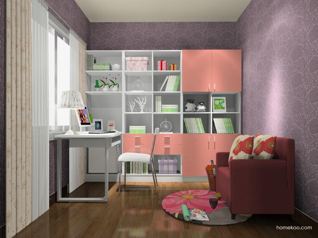 浪漫主义书房家具C11504