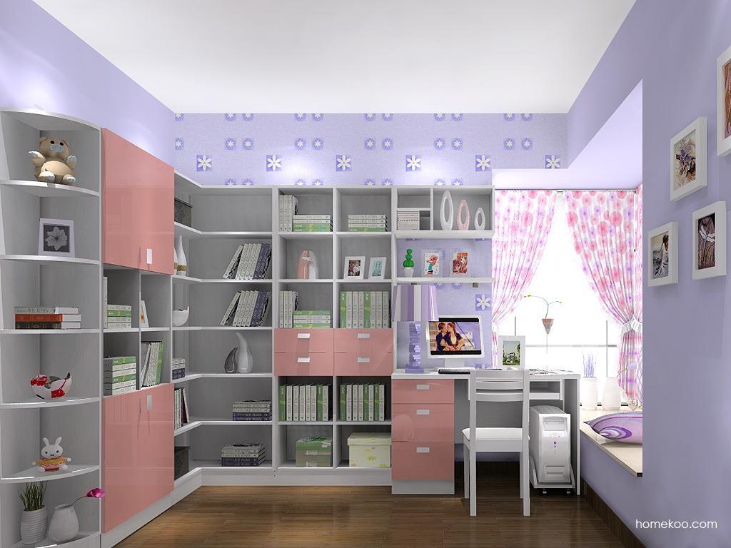 浪漫主义书房家具C11530