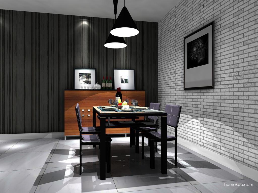 德国森林餐厅家具E10717
