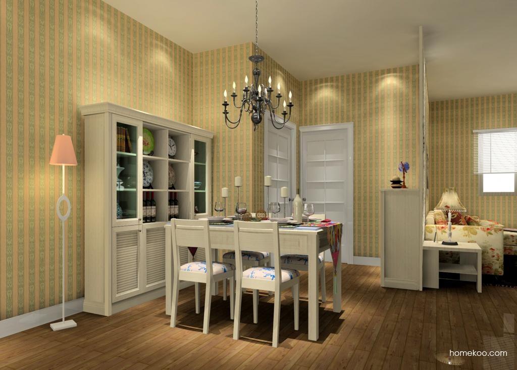 英伦印象餐厅家具E10726