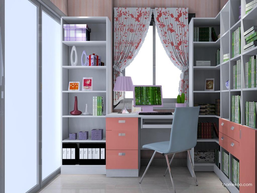 浪漫主义书房家具C11545
