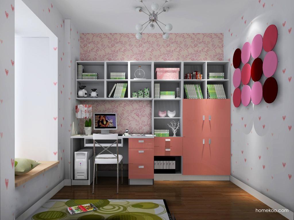 浪漫主义书房家具C11546