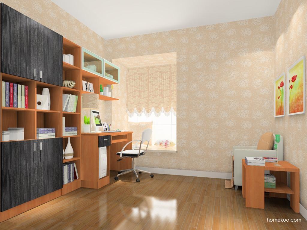 新实用主义书房家具C11550