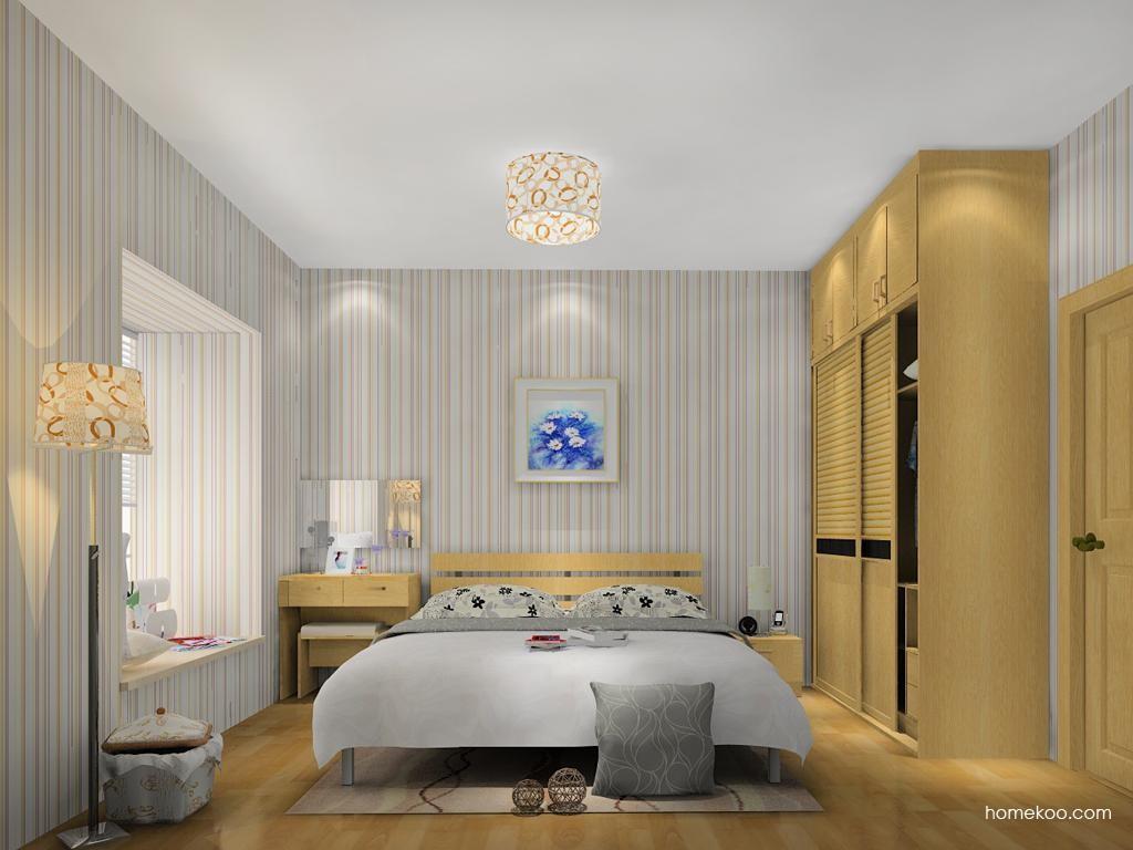 丹麦本色卧房家具A13990