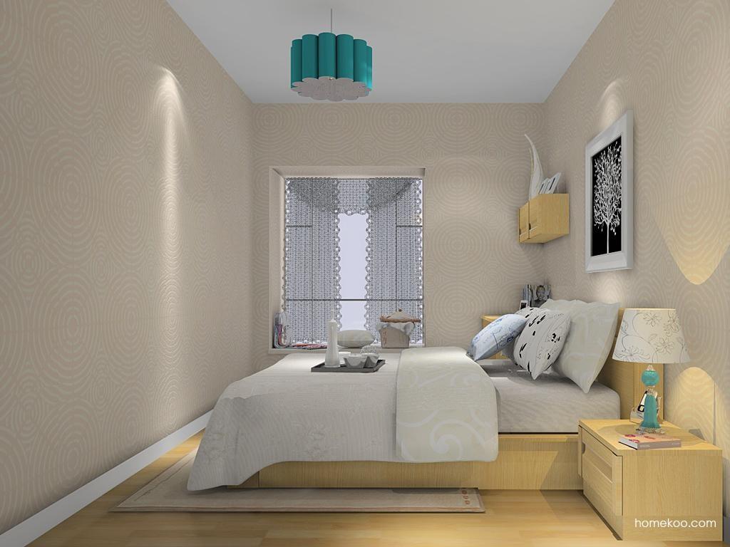 丹麦本色卧房家具A13992