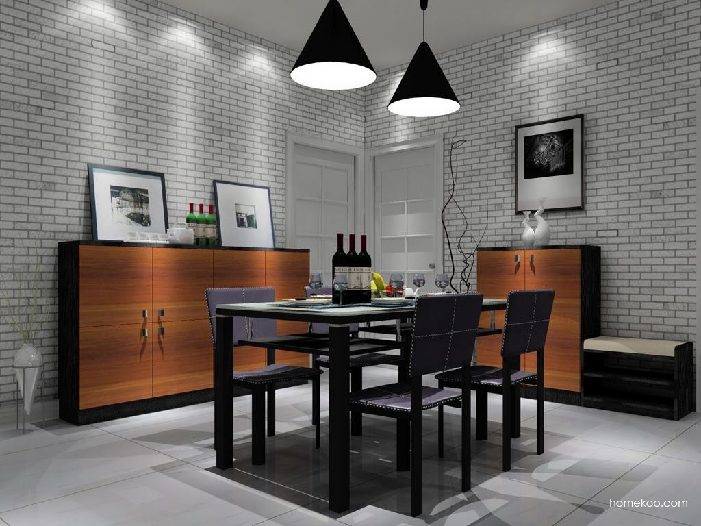 德国森林餐厅家具E10738