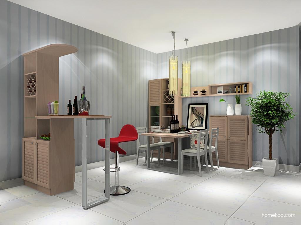 北欧阳光餐厅家具E10745