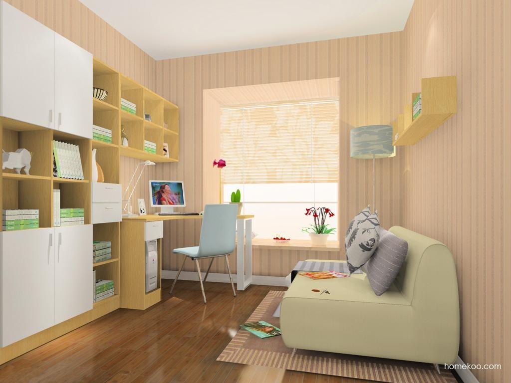 新实用主义书房家具C11577