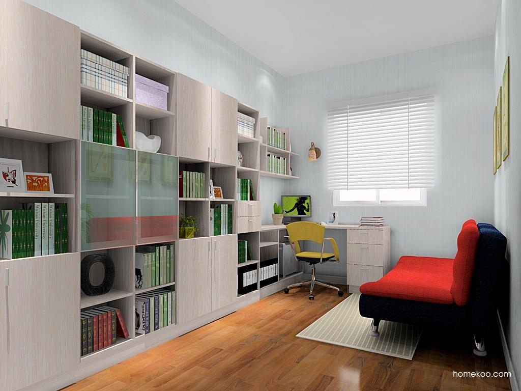 新实用主义书房家具C11609