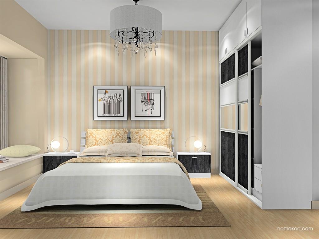 简约主义卧房家具A14061
