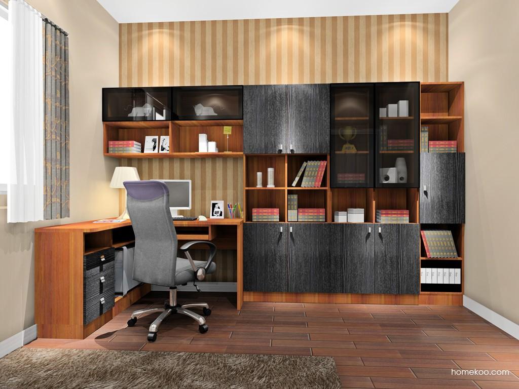新实用主义书房家具C11627