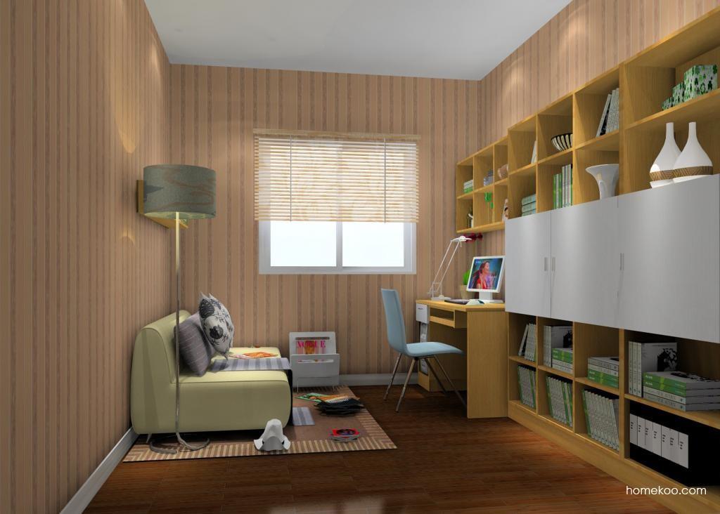 新实用主义书房家具C11619