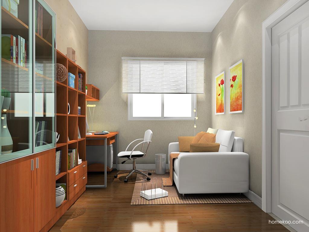 新实用主义书房家具C11624