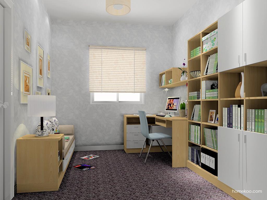 新实用主义书房家具C11625