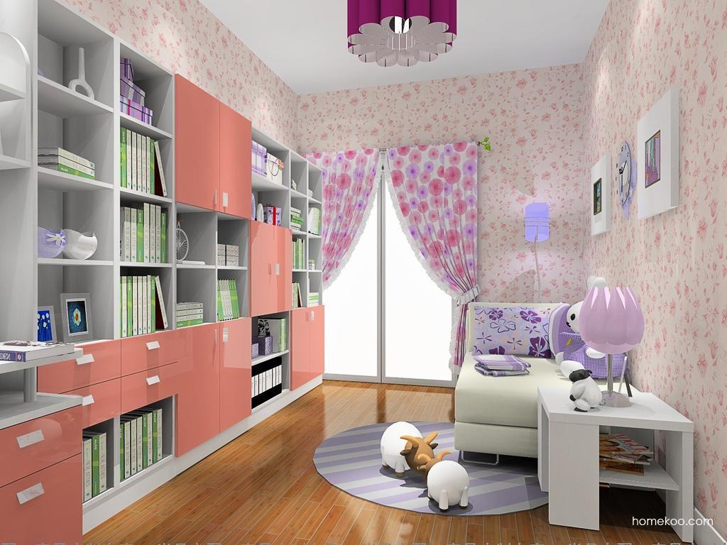 浪漫主义书房家具C11637