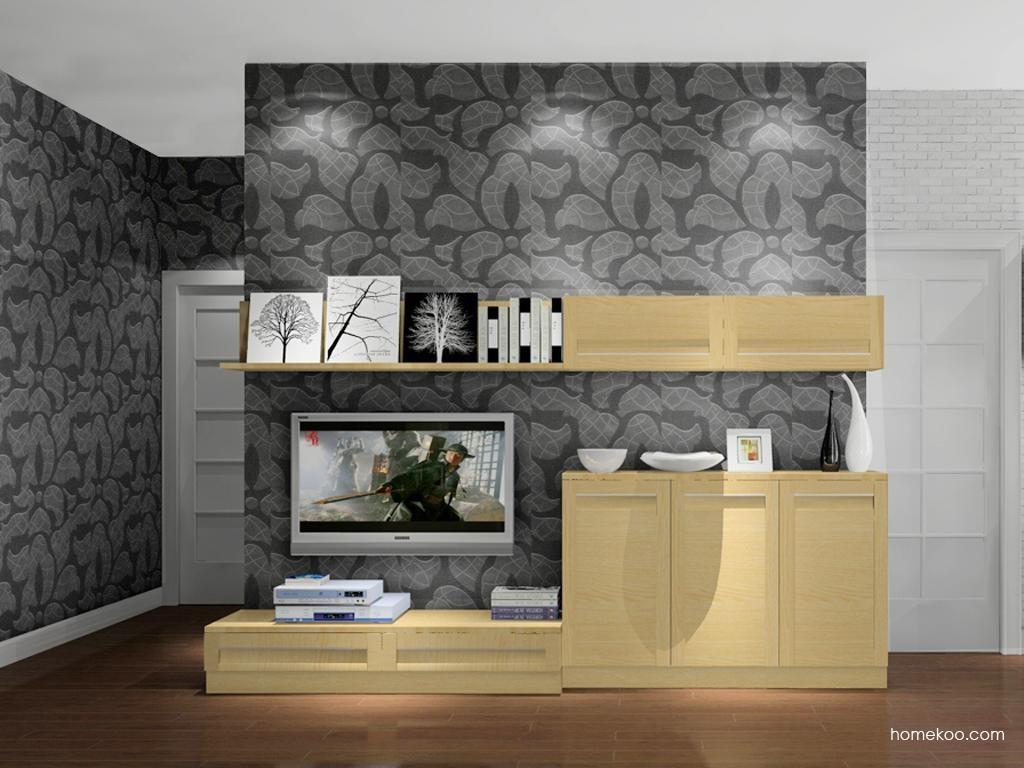 丹麦本色客厅家具D13804