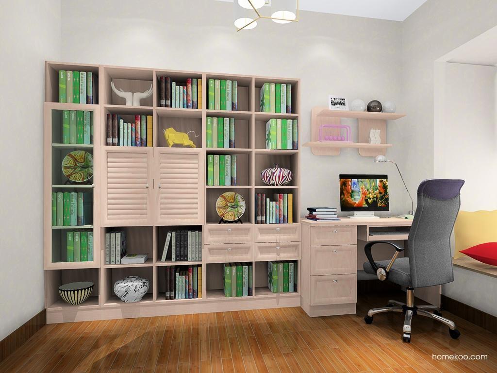 北欧阳光书房家具C11645