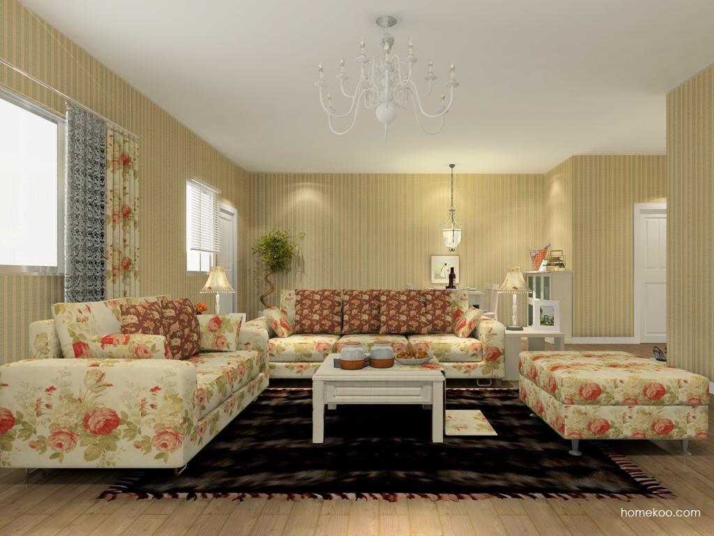 英伦印象客厅家具D13813