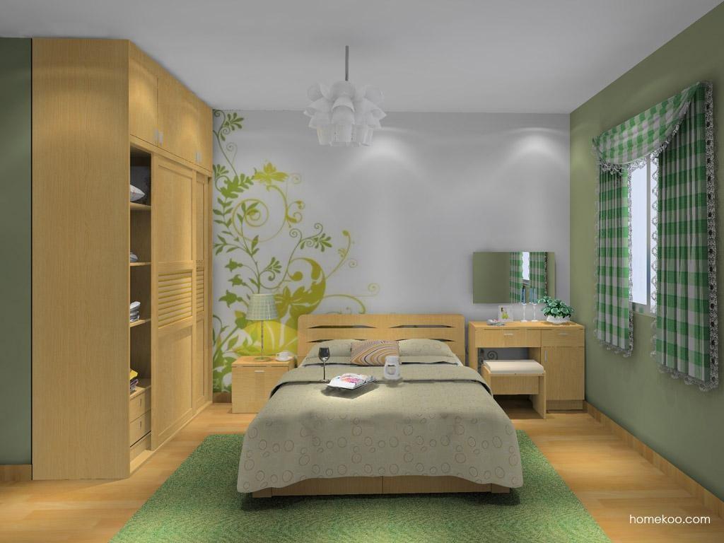 新实用主义卧房家具A14118
