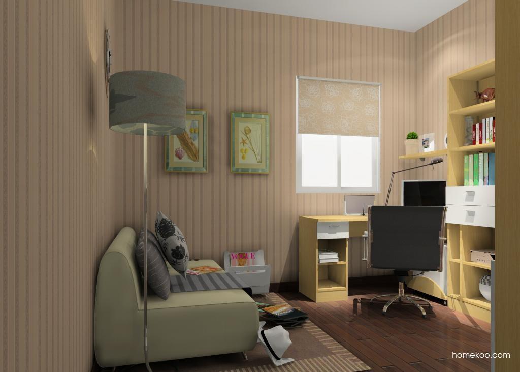 新实用主义书房家具C11665