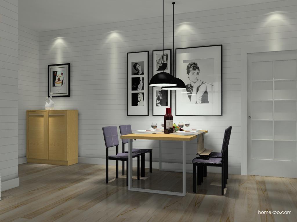 丹麦本色家具E10805
