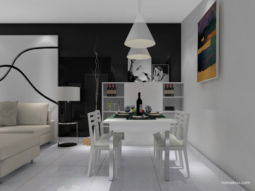 新实用主义餐厅家具E10806
