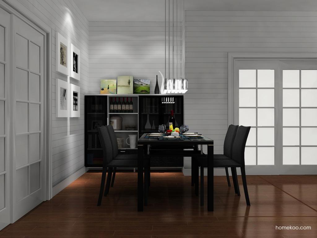 简约主义餐厅家具E10809