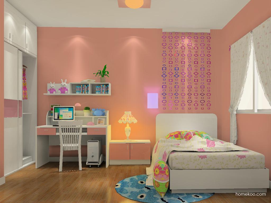 女孩的梦青少年房B12163