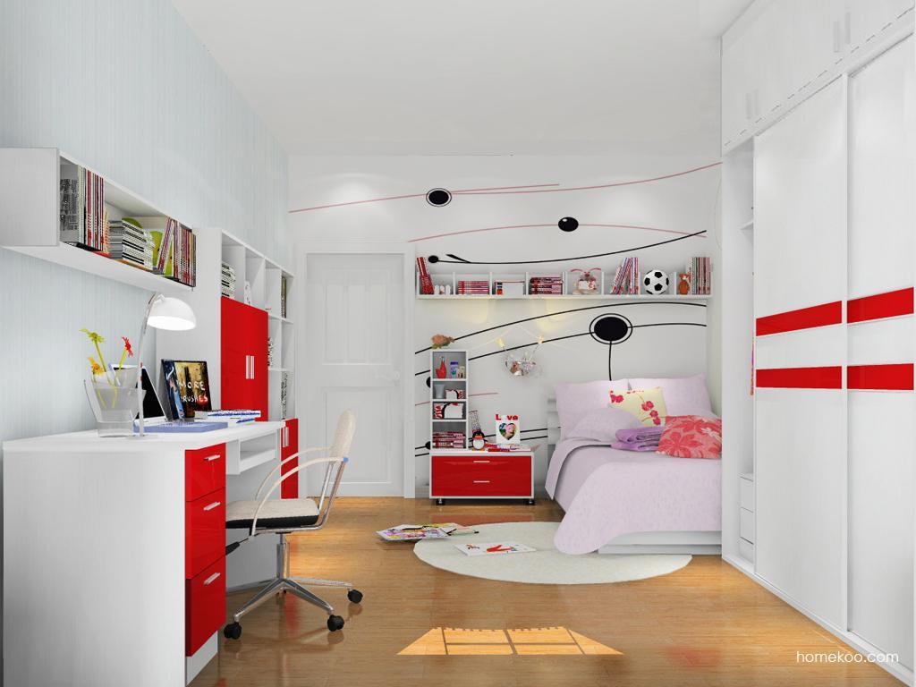女孩的梦青少年房B12265
