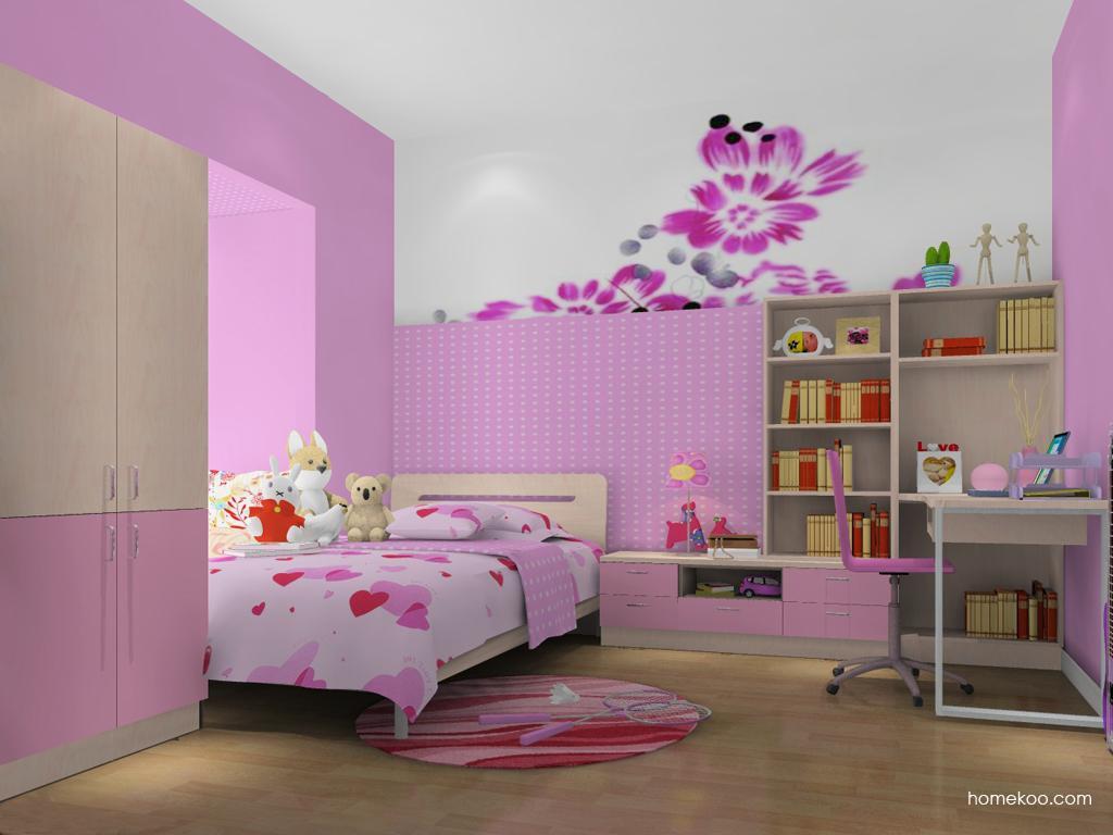 女孩的梦青少年房B12271