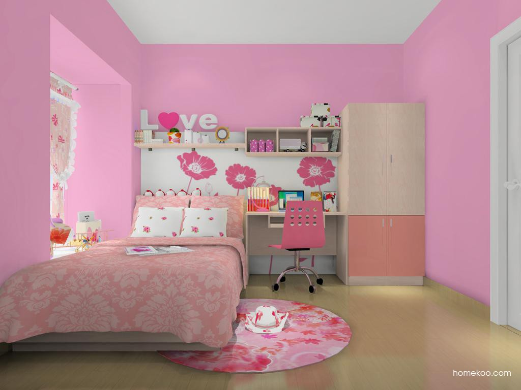 女孩的梦青少年房B12277