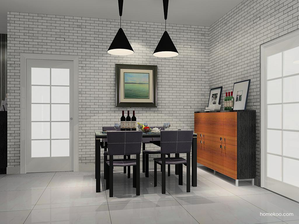 德国森林餐厅家具E10836