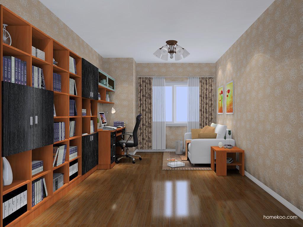 新实用主义书房家具C11714