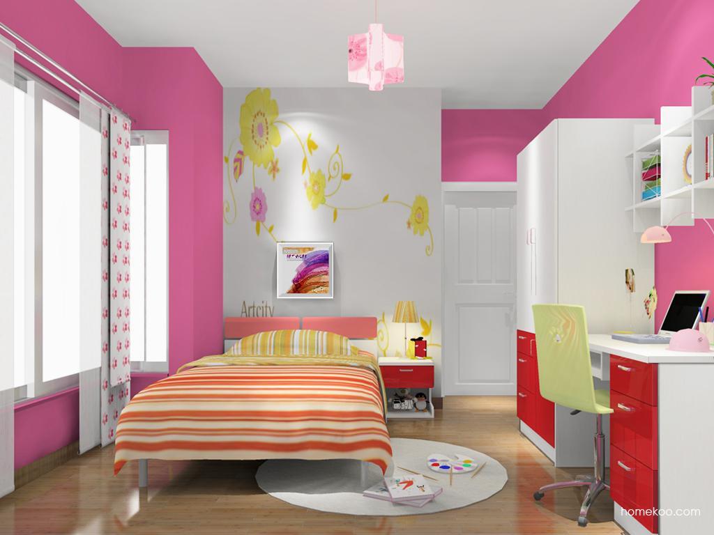 女孩的梦青少年房B12306