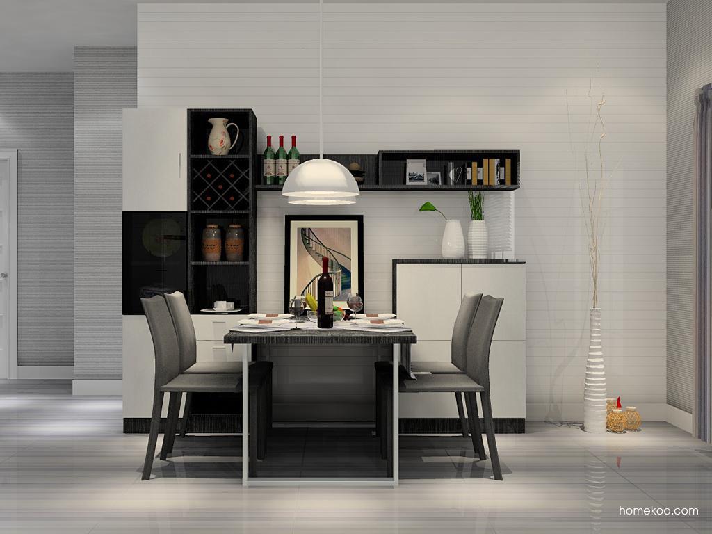 简约主义餐厅家具E10844