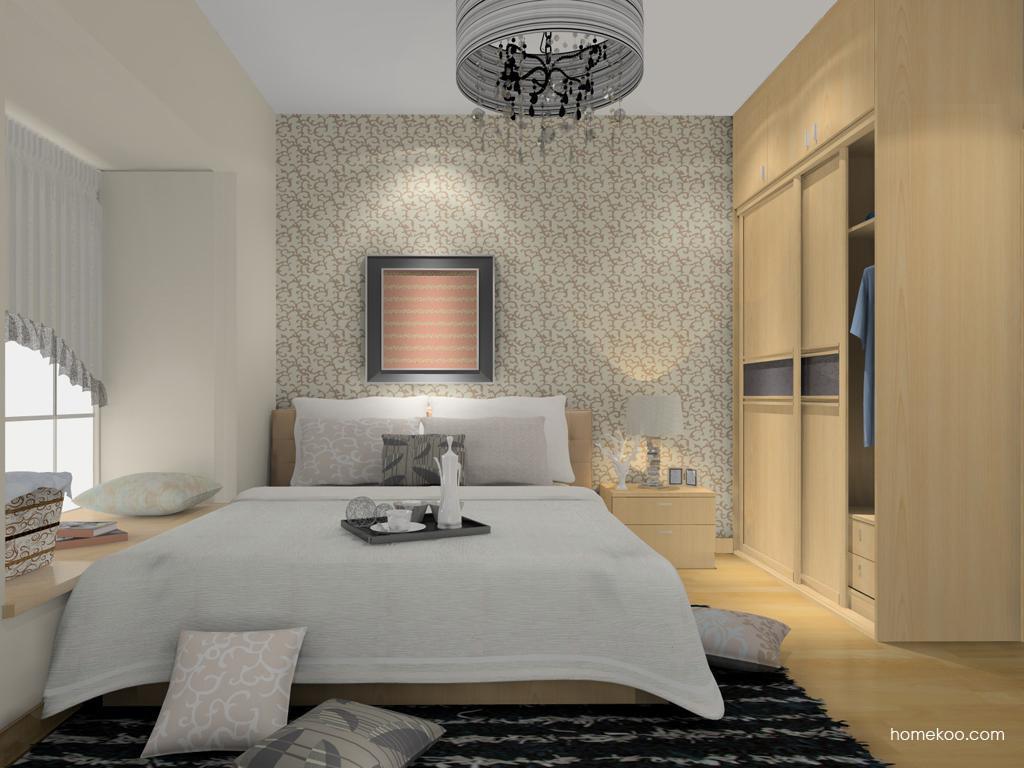 新实用主义卧房家具A14263