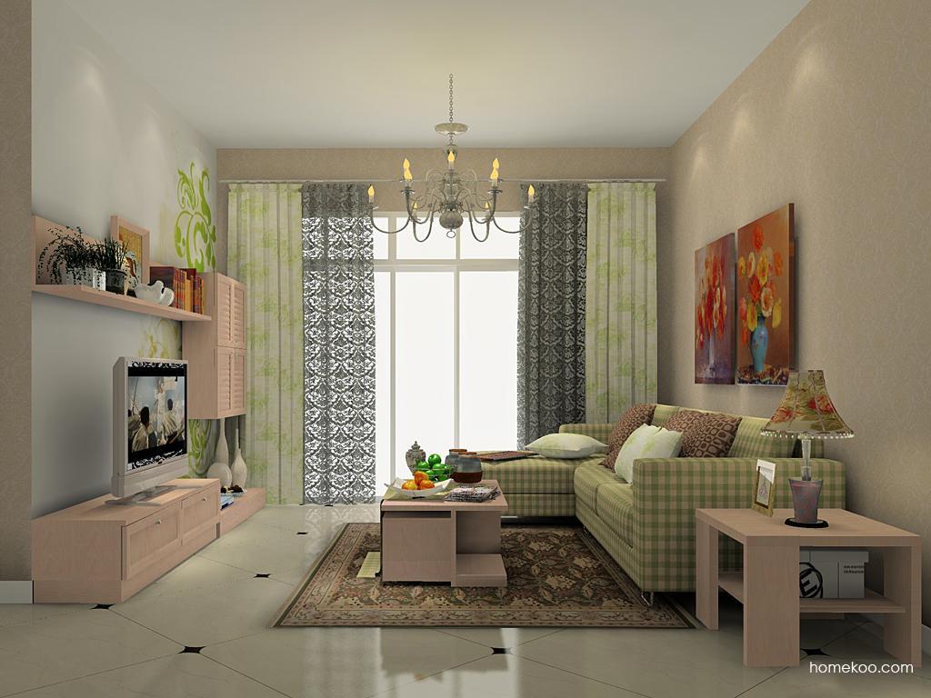 北欧阳光客厅家具D13857