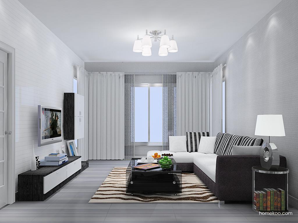 简约主义客厅家具D13859