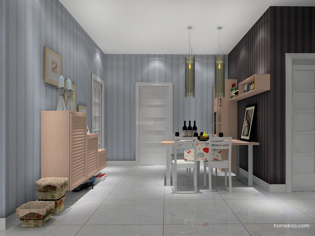 北欧阳光餐厅家具E10855